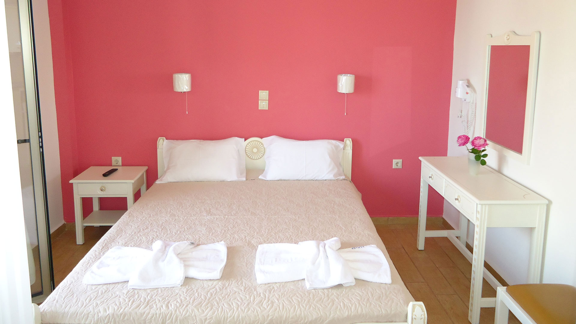 Three bed apartment